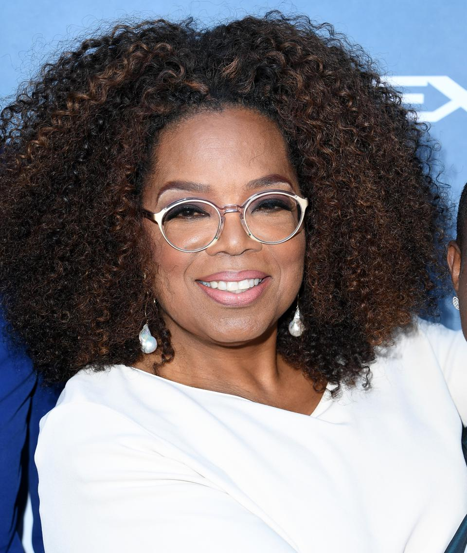 Oprah Winfrey gives $13 million to Morehouse College.