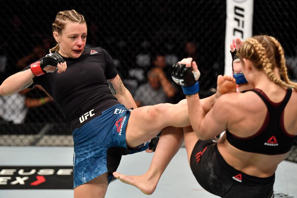UFC 242: Calderwood v Lee