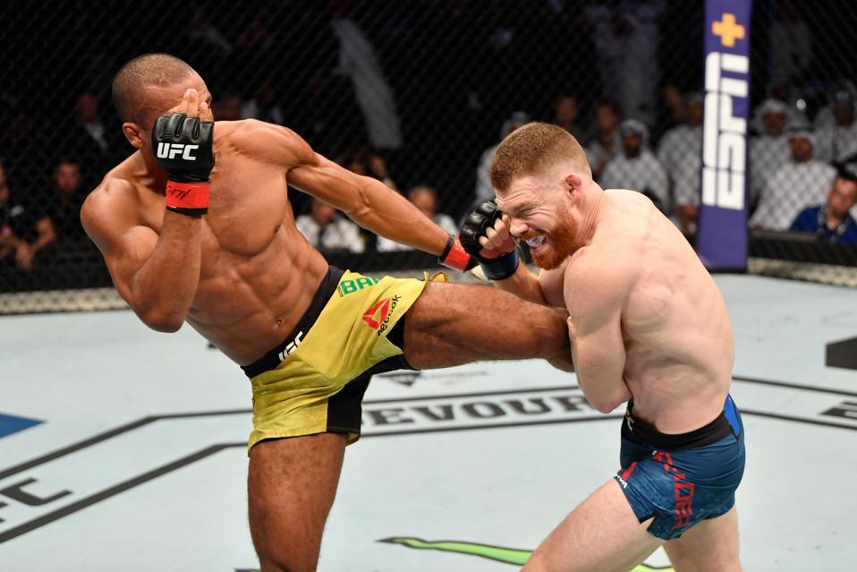 UFC 242: Barboza v Felder