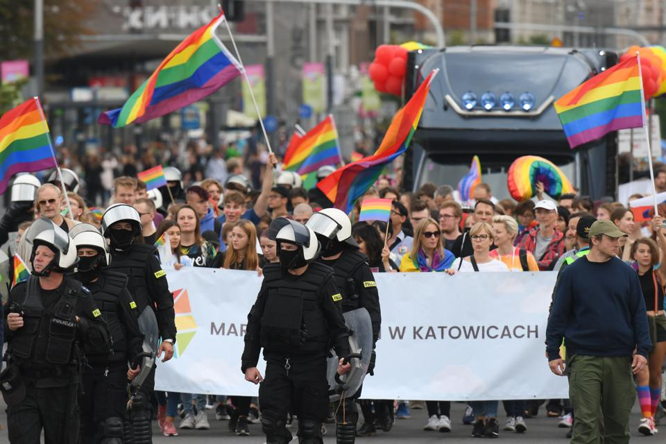 Equality Parade in Katowice