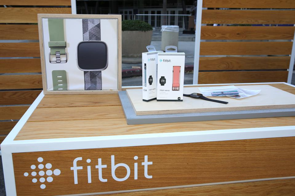 Fitbit Local Special Event at L.A. LIVE