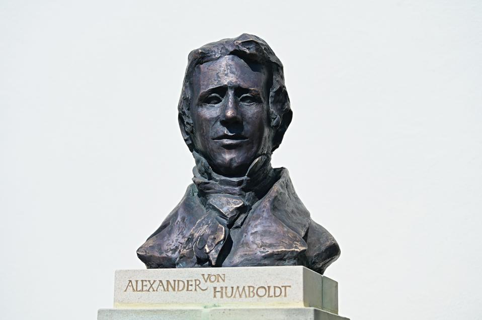 In Alexander von Humboldt's footsteps