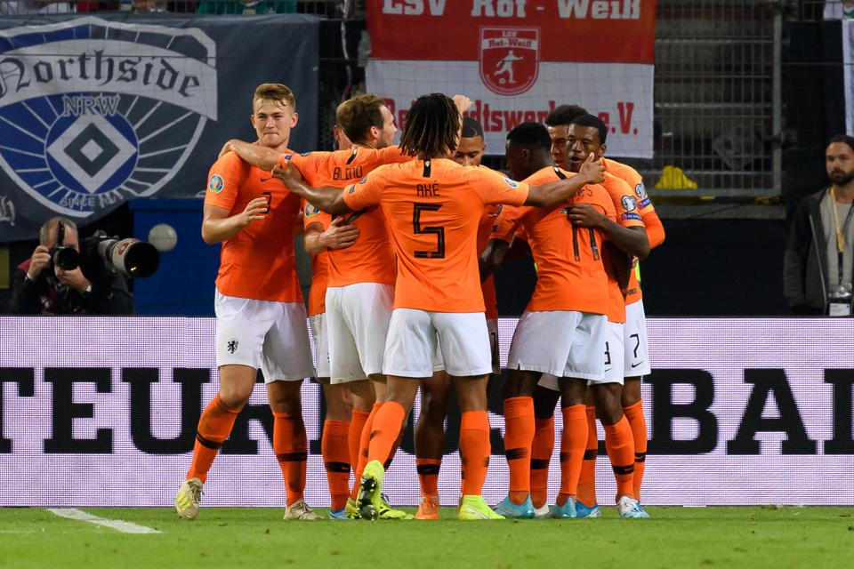 Germany Vs. Netherlands: Euro 2020 Qualifier Adds Another Classic To Rivalry