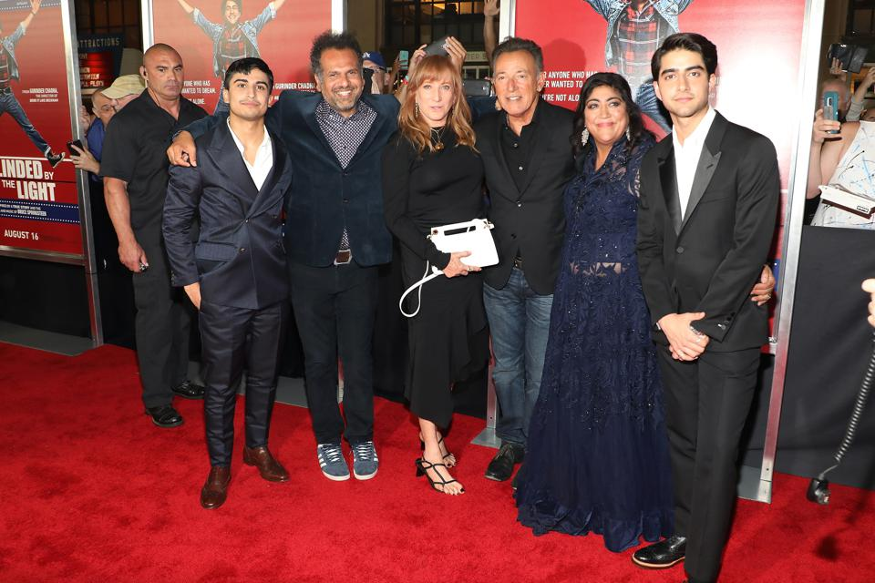 ″Blinded By The Light″ Asbury Park Premiere