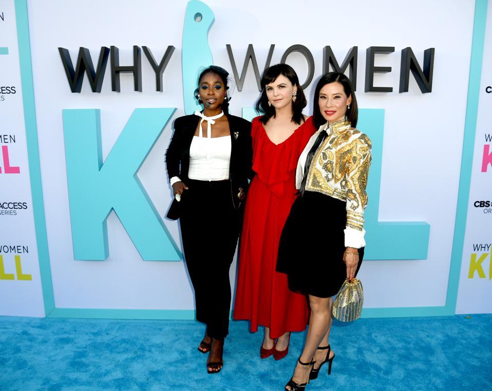 LA Premiere Of CBS All Access' ″Why Women Kill″ - Red Carpet