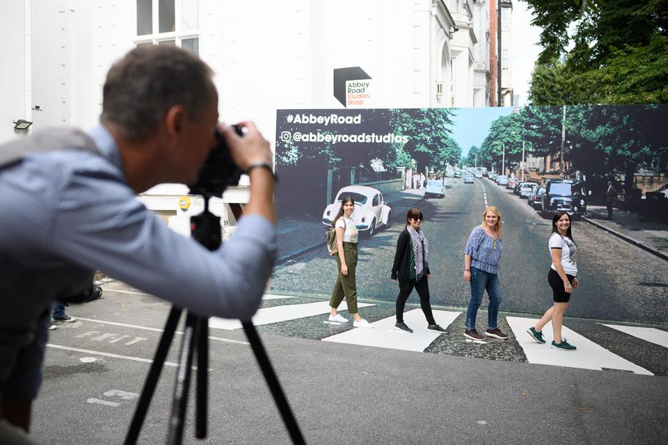 Beatles' Iconic 'Abbey Road' Photograph Made 50 Years Ago Today