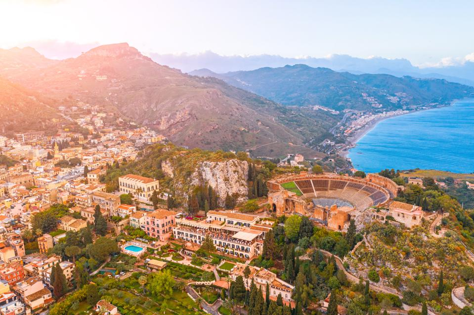 Taormina sicily coronavirus free travel deals