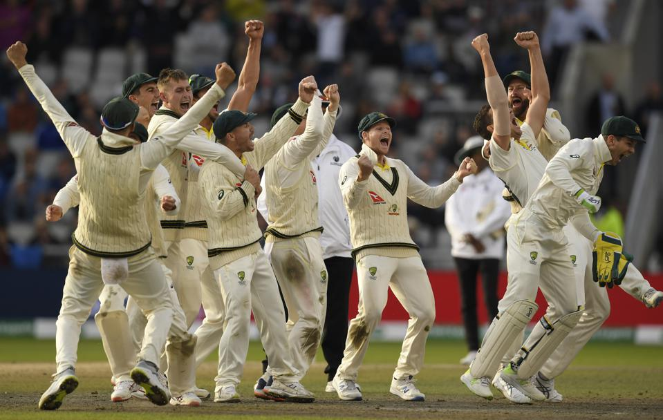 England & Australia - 4th Specsavers Ashes Test: Day Five