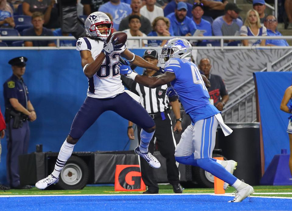 Ups And Downs From Patriots' Preseason Win Over Lions