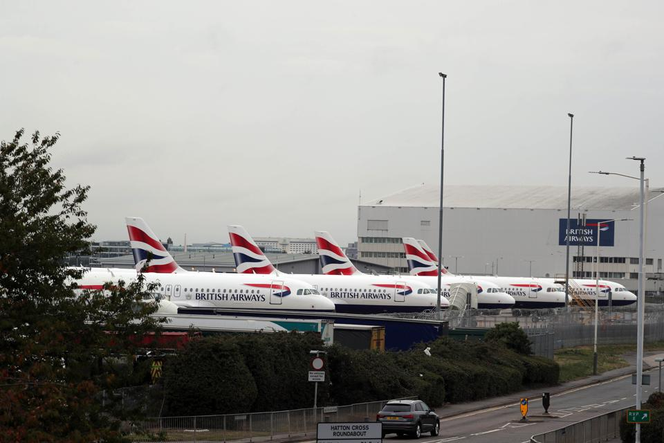 British Airways strikes