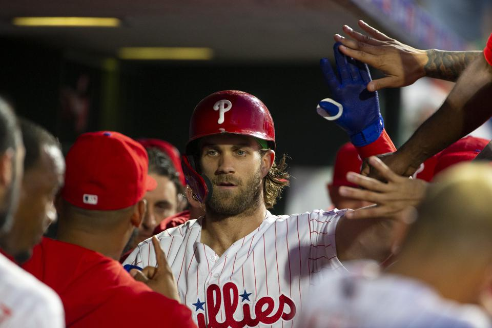 Phils May Have A Dickens Of A Time Catching Up To The Braves