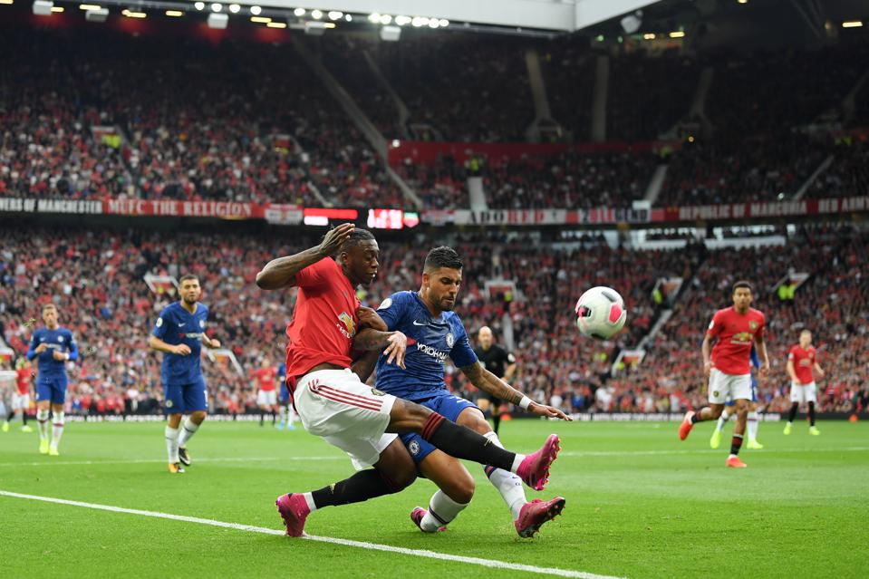 Manchester United v Chelsea FC - Premier League