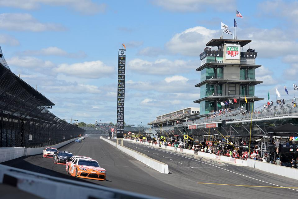 AUTO: SEP 07 NASCAR Xfinity Series - Indiana 250