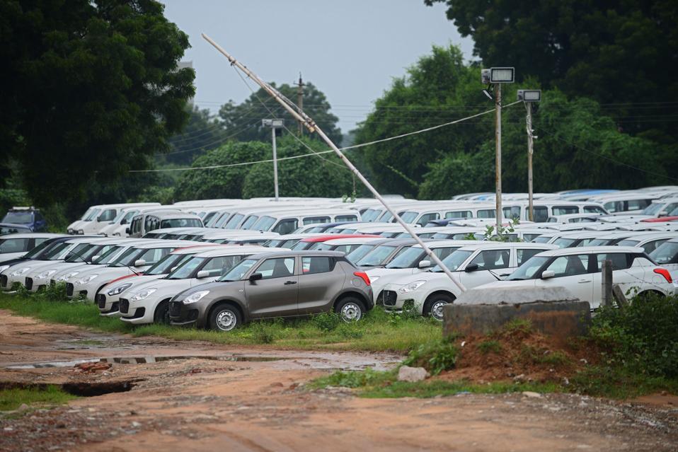 INDIA-ECONOMY-AUTOMOBILE-CAR