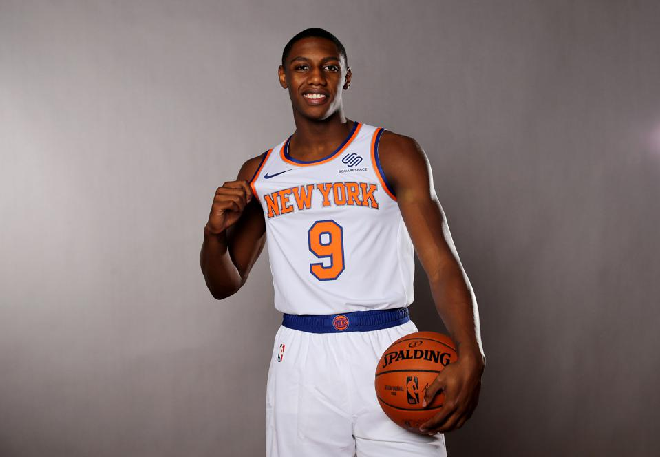 finest selection 8d8b0 291c0 New York Knicks 2019-20 Schedule Highlights: 9 Games Fans ...