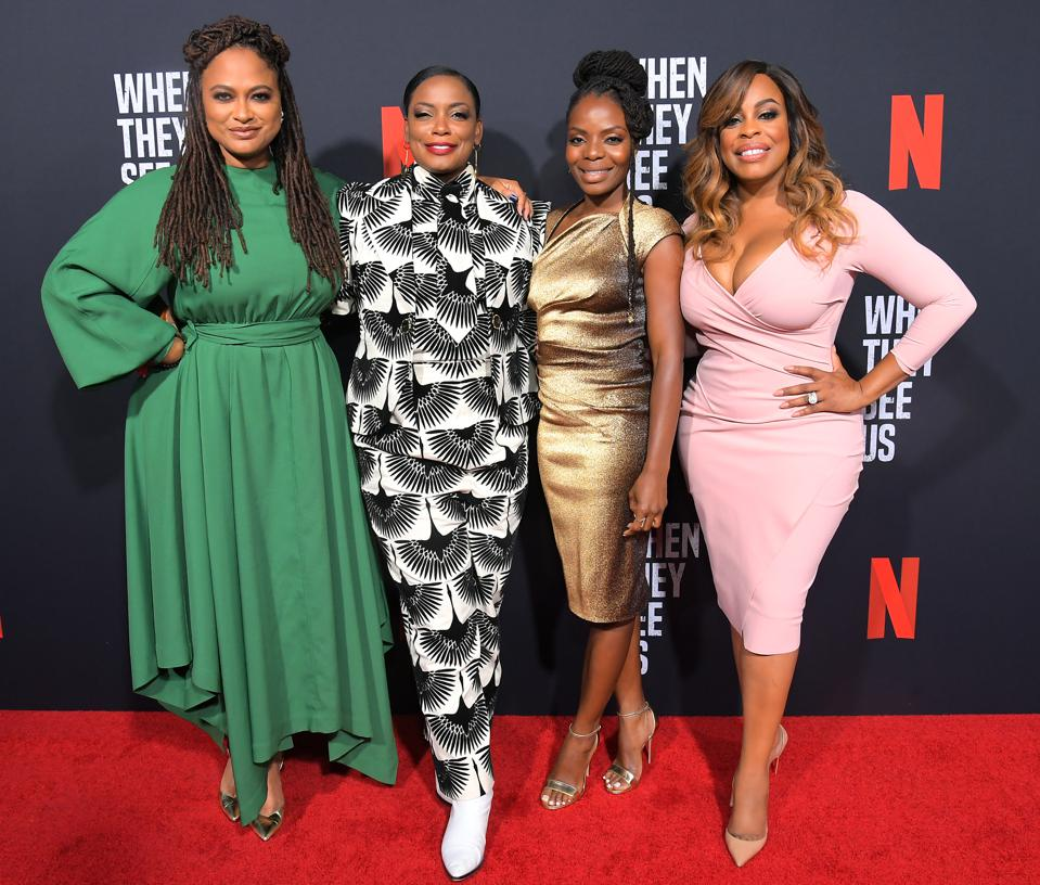 Netflix's ″When They See Us″ Screening & Reception