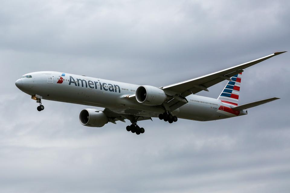 American Airlines. It's one of the best airlines to fly this fall.