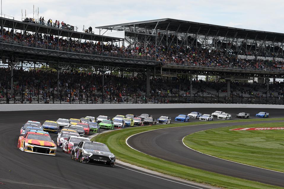 AUTO: SEP 08 Monster Energy NASCAR Cup Series - Big Machine Vodka 400 at the Brickyard