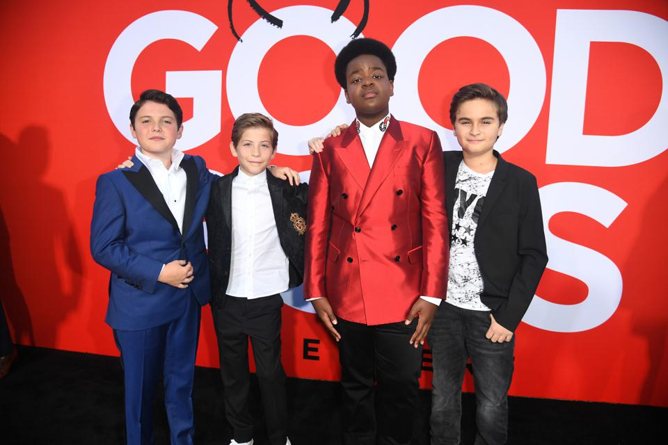 Premiere Of Universal Pictures' ″Good Boys″ - Red Carpet