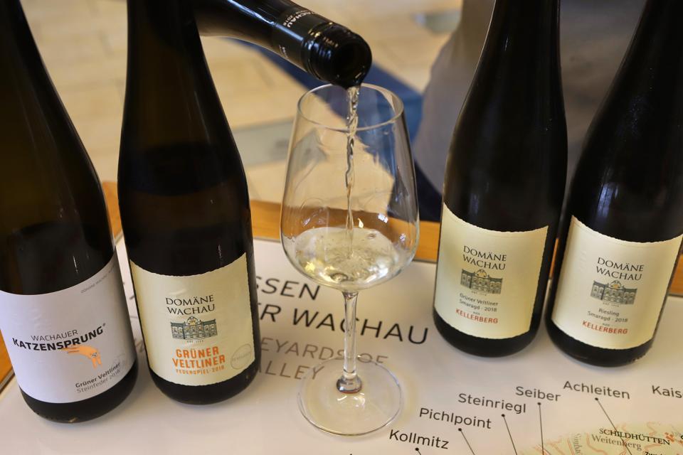 The Unique Winelands Of The Wachau