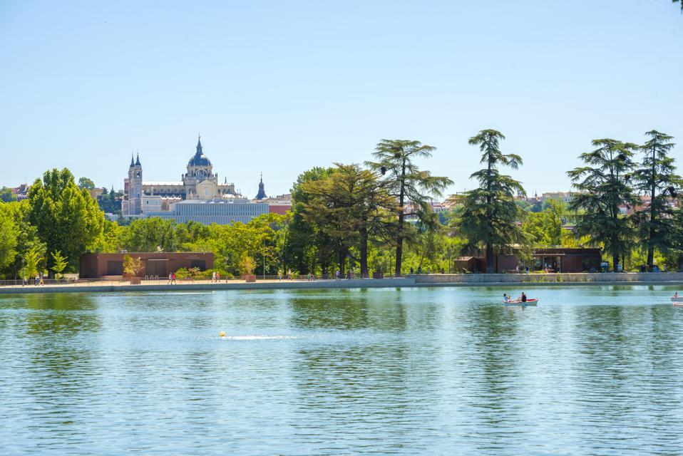 Casa de Campo, Madrid