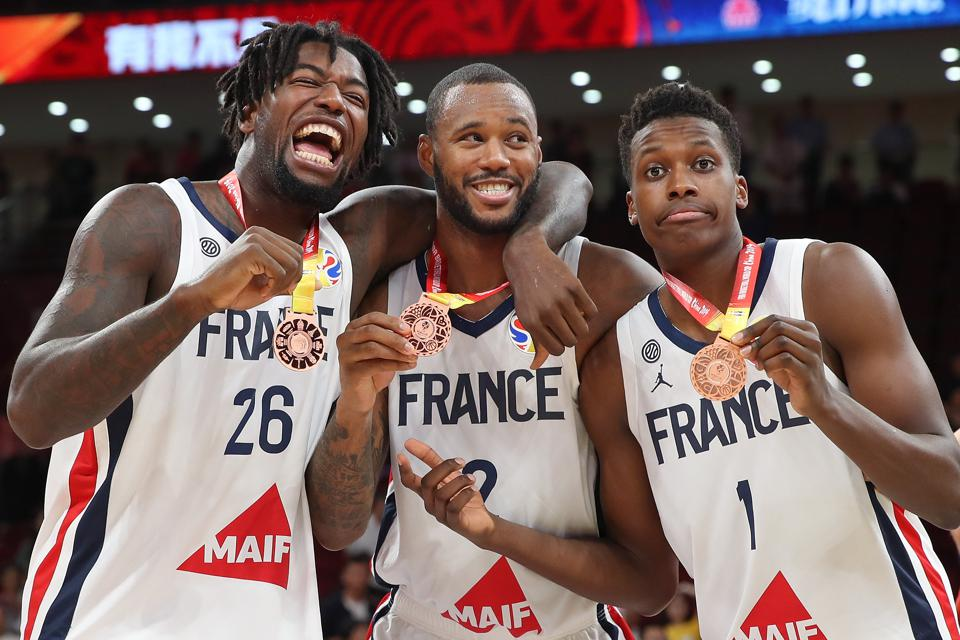 France v Australia: 3rd Place Game - FIBA World Cup 2019