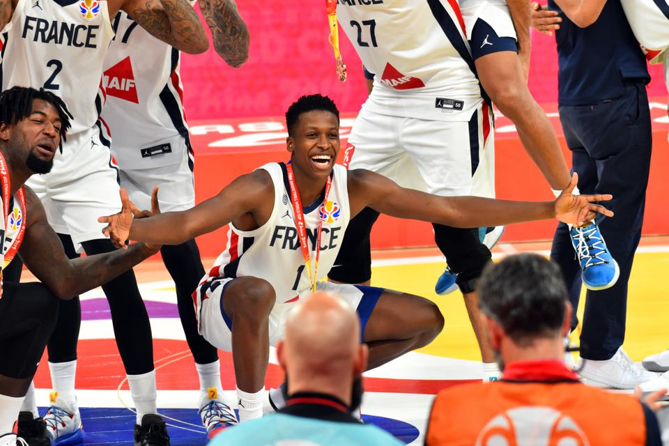 Frank Ntilikina Impresses At FIBA World Cup, But Will The Knicks Pick Up His Option?