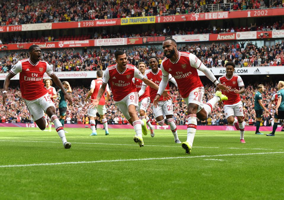 47cd7146be138 Overhauled Arsenal Shows Signs Of Promise