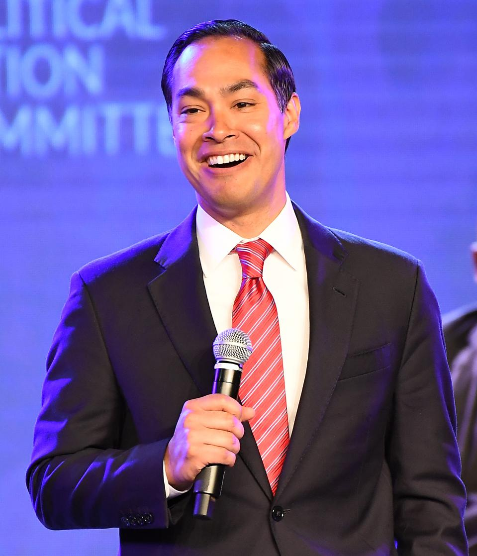 Julian Castro proposes to repeal Section 1325 of the U.S. Code to fix immigration.