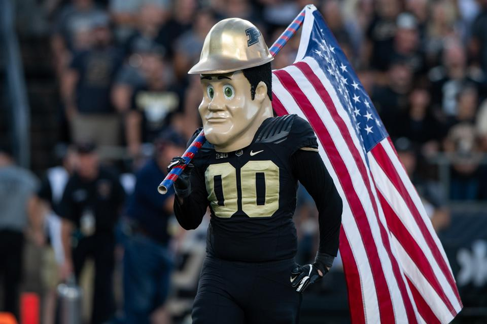 COLLEGE FOOTBALL: SEP 14 TCU at Purdue