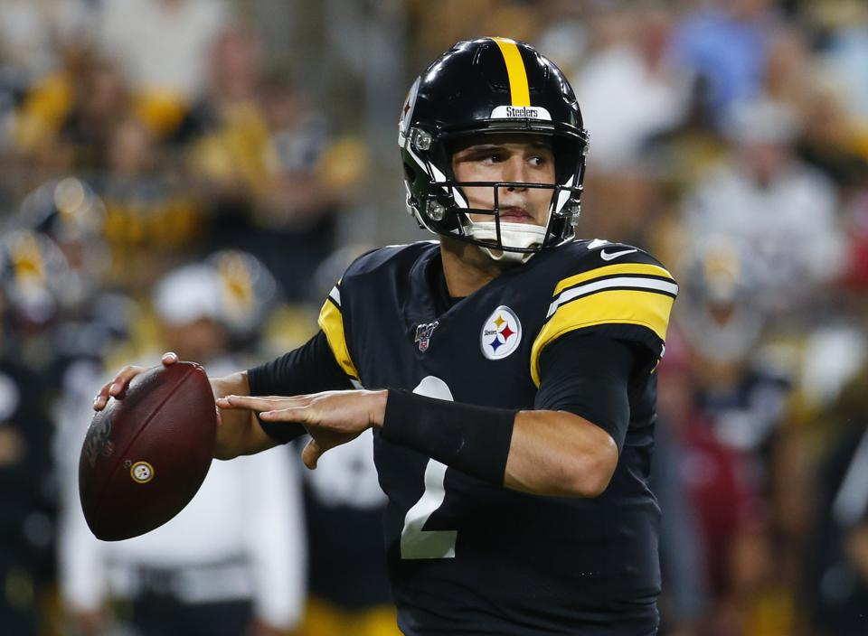 buy popular 434c9 ad0cb Steelers vs. 49ers Odds & Predictions: Porous Pittsburgh ...