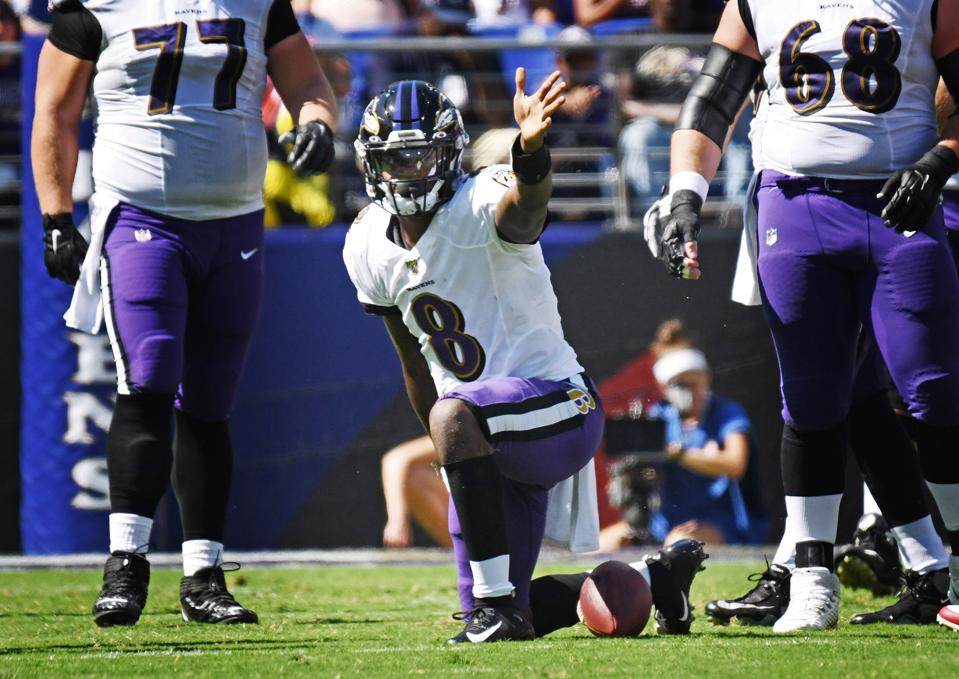 Baltimore Ravens Offense Living Up To The Hype