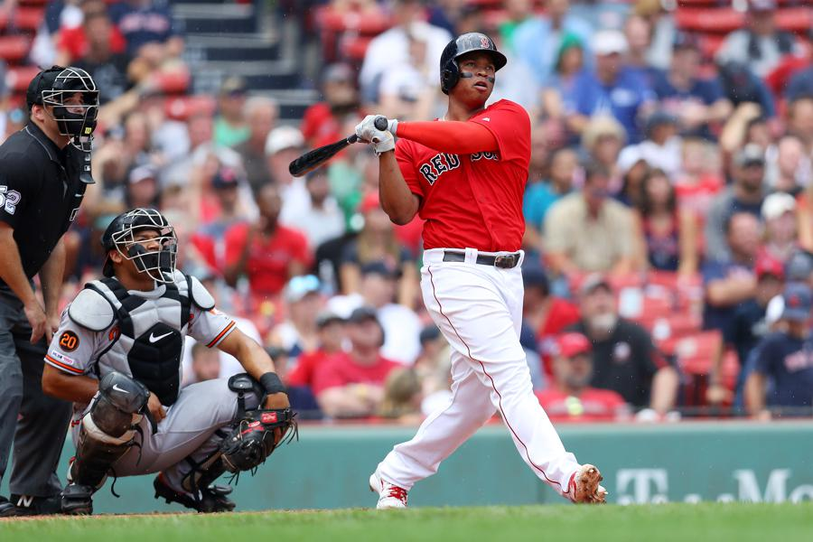 Rafael Devers' Emergence As Star Gives Red Sox Hope For This Season, Roster Options In Future