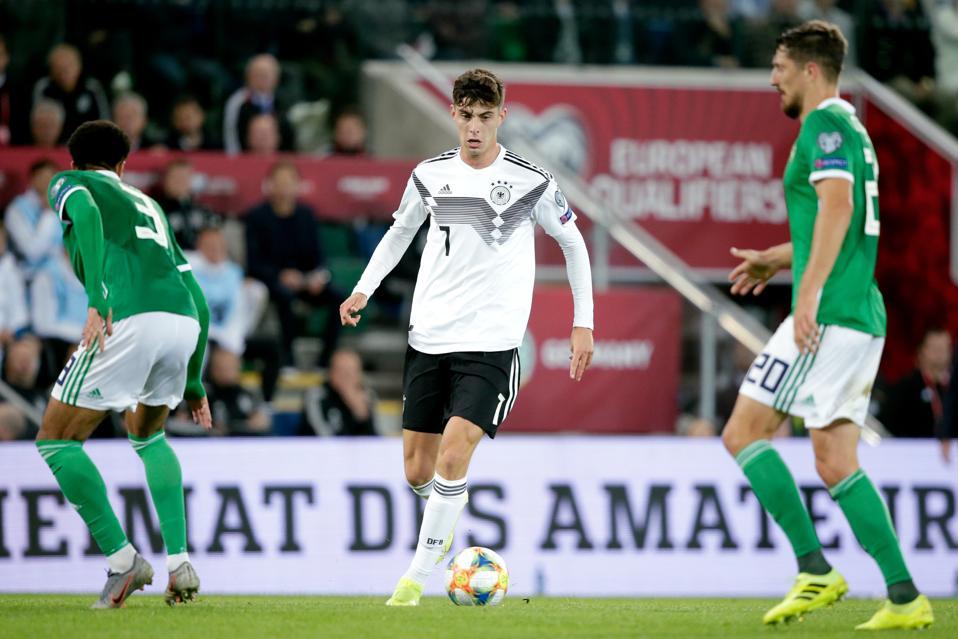 Northern Ireland  v Germany  -EURO Qualifier