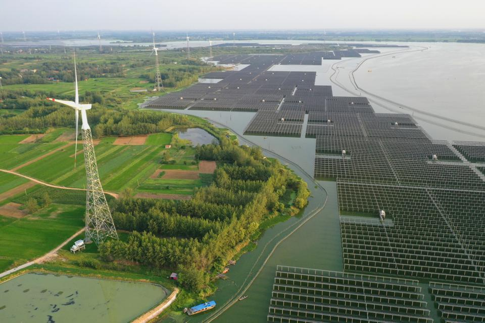 Photovoltaic Power Generation Project In Jiangsu, coronavirus, covid-19