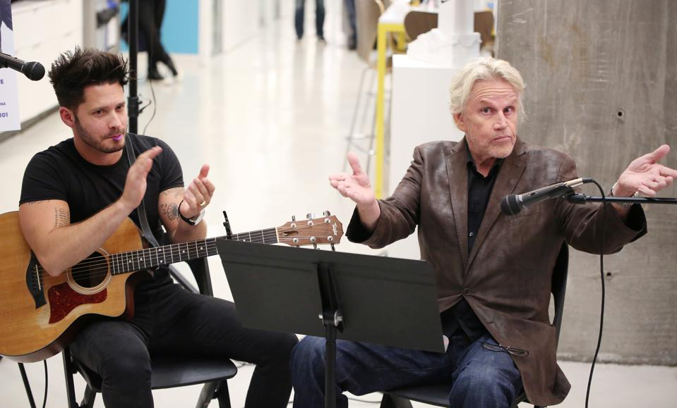 ″Only Human - A #Blessed New Musical″ Sneak Peek Gary Busey