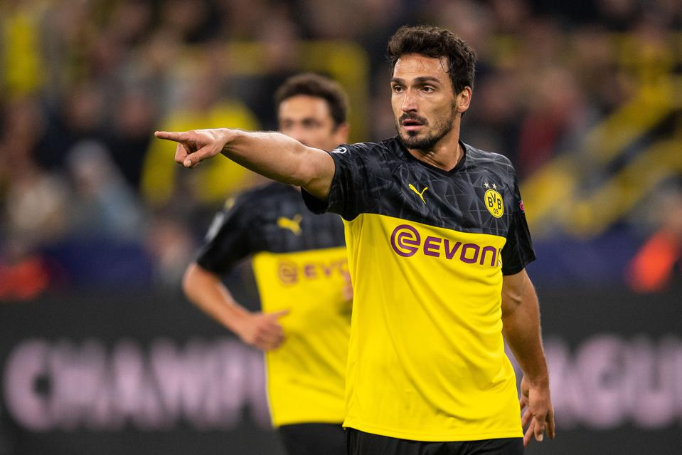 Mats Hummels: Borussia Dortmund's £35 Million Investment Is Paying Dividends