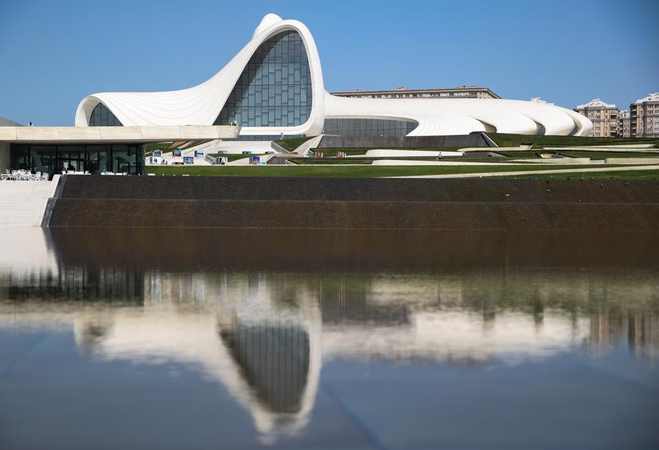 Baku, Azerbaijan, in pictures