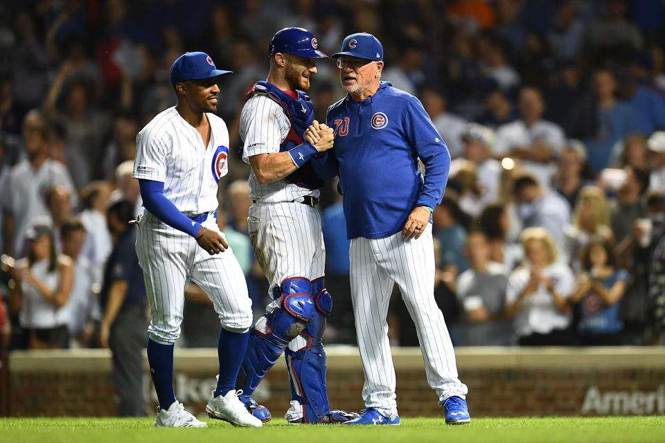 Joe Maddon Will Forever Be Remembered For Changing Cubs' Culture