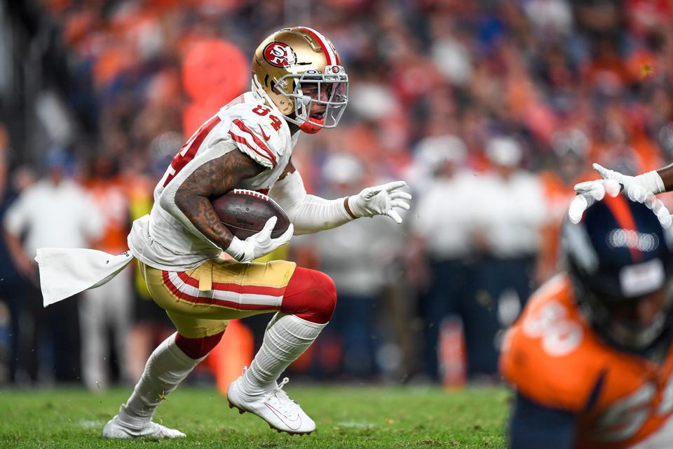 b5d01dd6 49ers Roster Predictions: Players On The Bubble Heading Into Chiefs Game