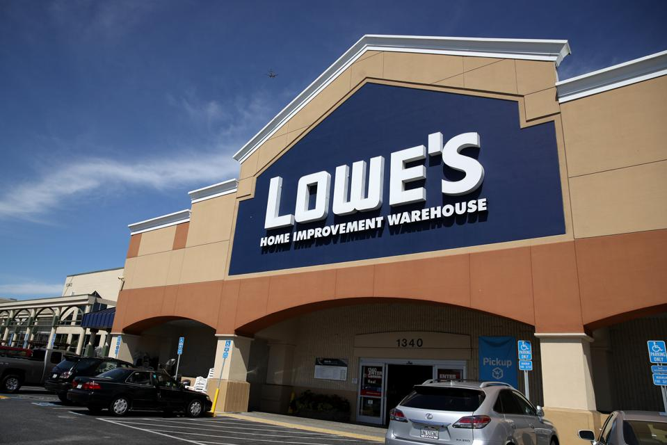 Stocks Surge As Lowe's Second Quarter Earnings Rise 10 Percent