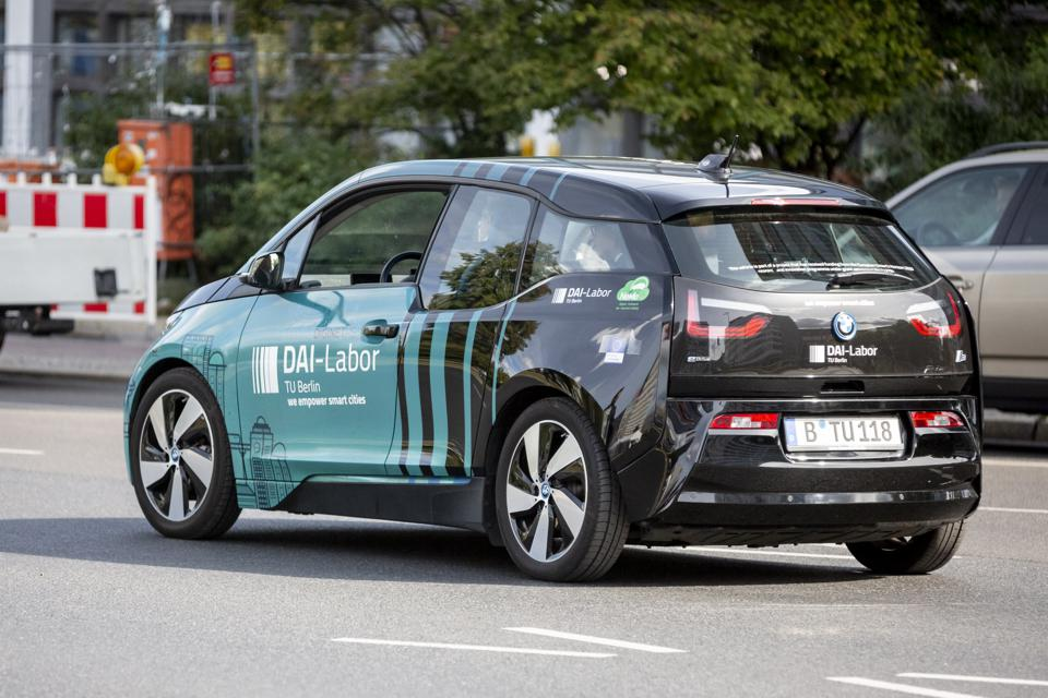 Opening of the ″Autonomous Driving″ project