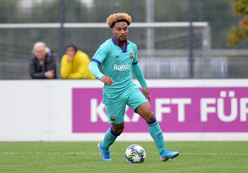 Borussia Dortmund U19 v FC Barcelona U19 - UEFA Youth League
