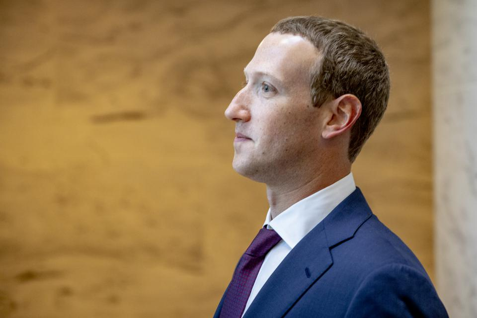 Facebook, libra, Mark Zuckerberg, image