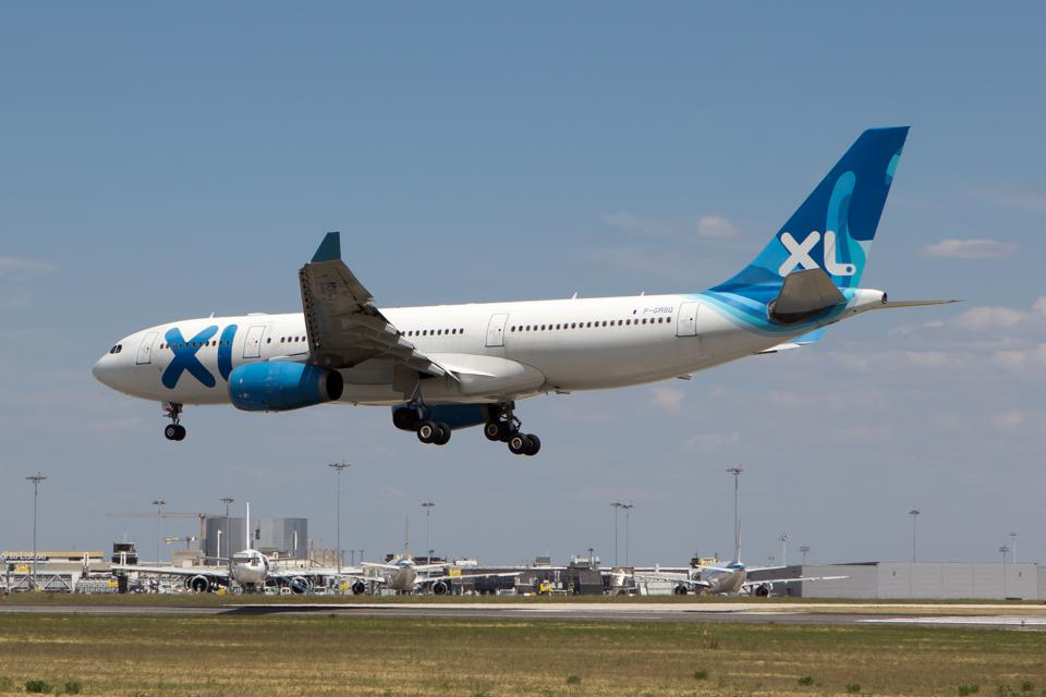 Low Cost Carrier XL Airways Ceases Operations