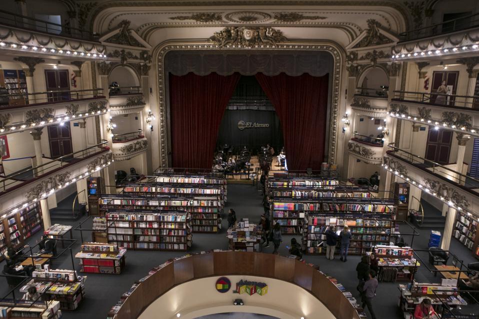 Argentina National Reader's Day