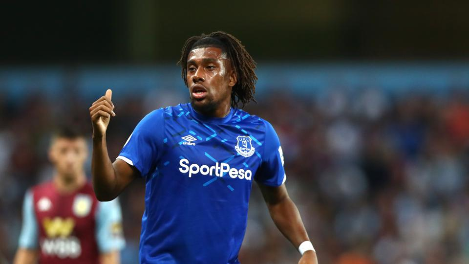 Alex Iwobi's Display At Villa Showed He Should Be Starting For Everton