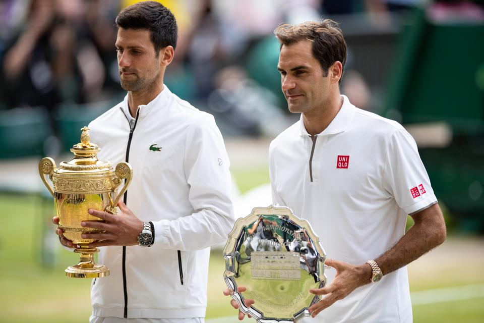 Dominic Thiem beats Novak Djokovic to reach last four: ATP Finals – as it happened