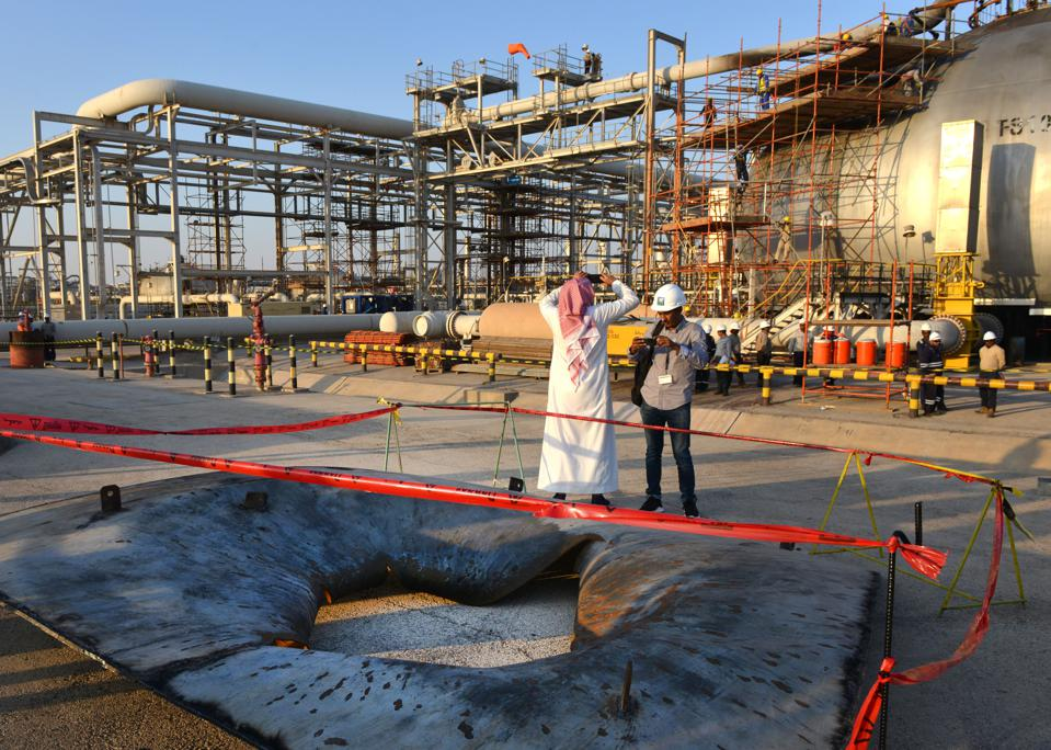 SAUDI-ENERGY-OIL-ATTACK