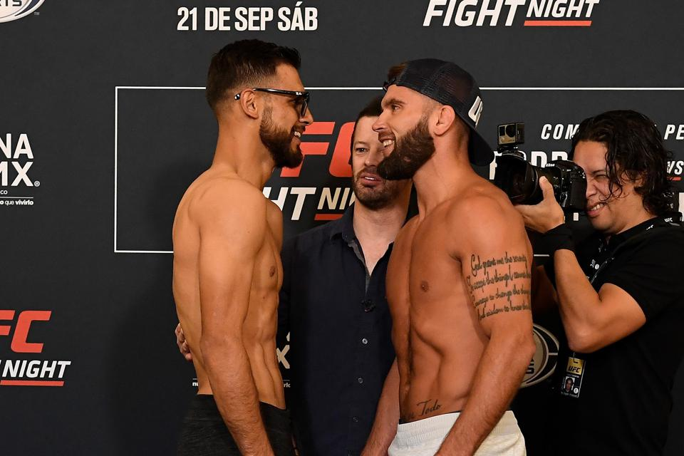 UFC On ESPN 6 Co-Main Event Preview: Stats, Facts And Numbers For Yair Rodriguez Vs. Jeremy Stephens